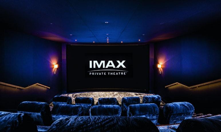 Proč akcie Imax vzrostly od začátku září o 35 %?